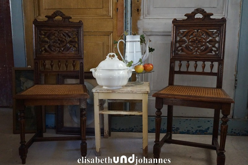French chair oakwood