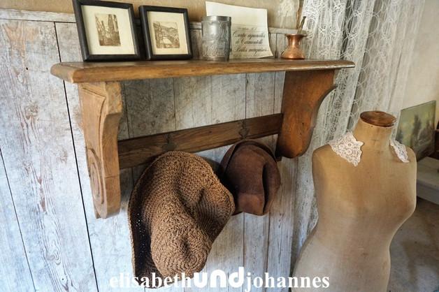 keukenrekje oud hout kitchen roak old wood Küchen Regal